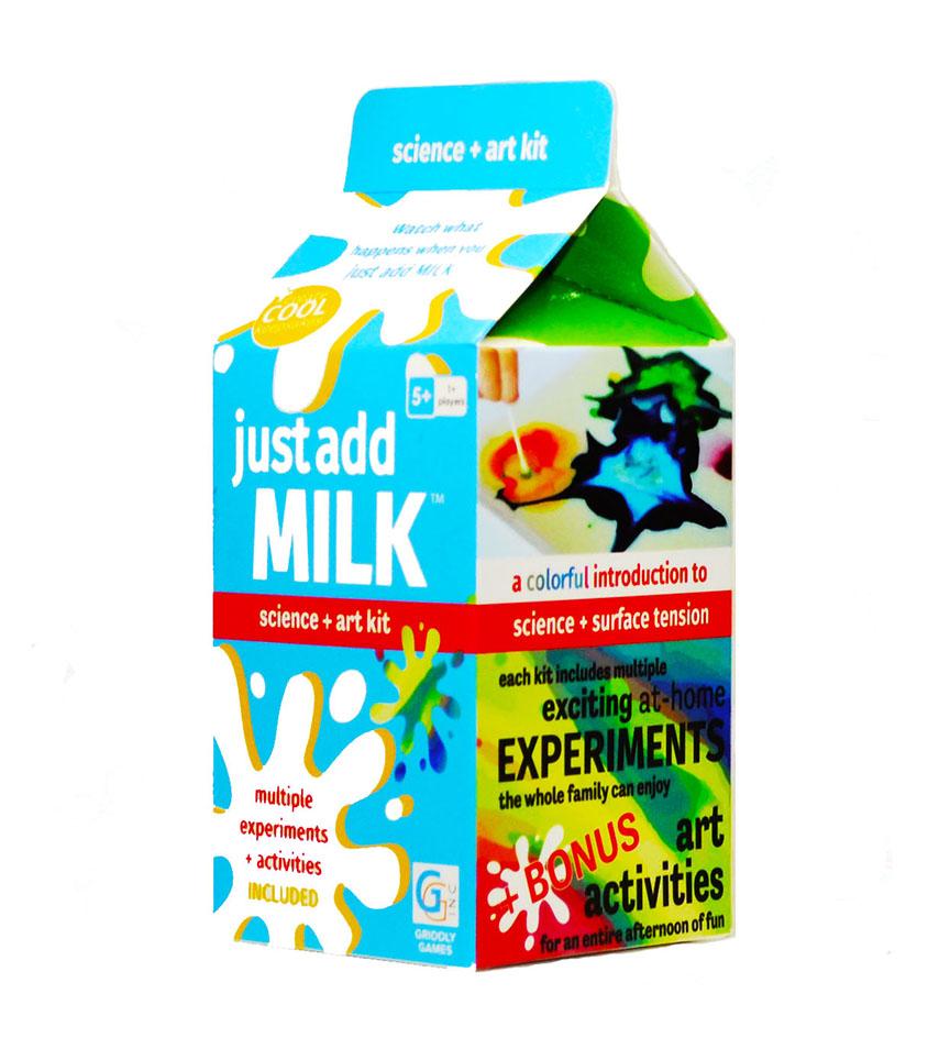 Just Add Milk 5