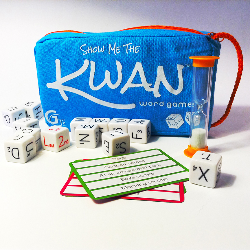 Show Me the Kwan packaging and content