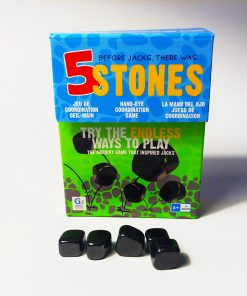5 Stones packaging and contents 2