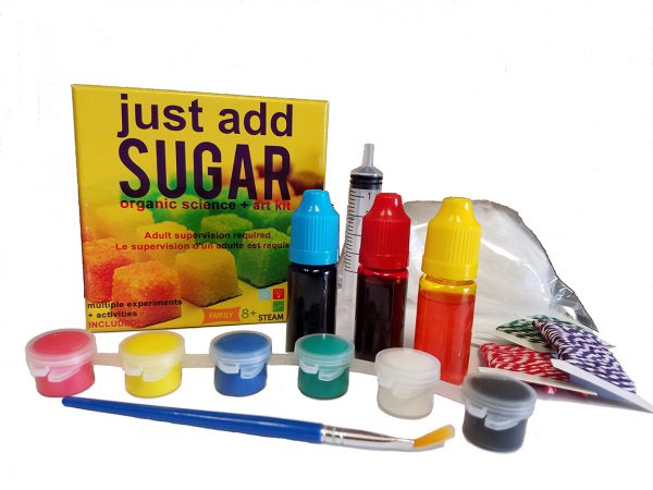 Just Add Sugar Contents 2