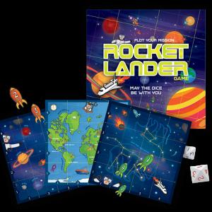 STEAM Games Rocket Lander