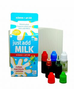 STEAM Kits Just Add Milk
