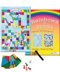 STEAM games Rainbows and Storms