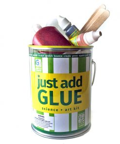 STEAM kits Just Add glue