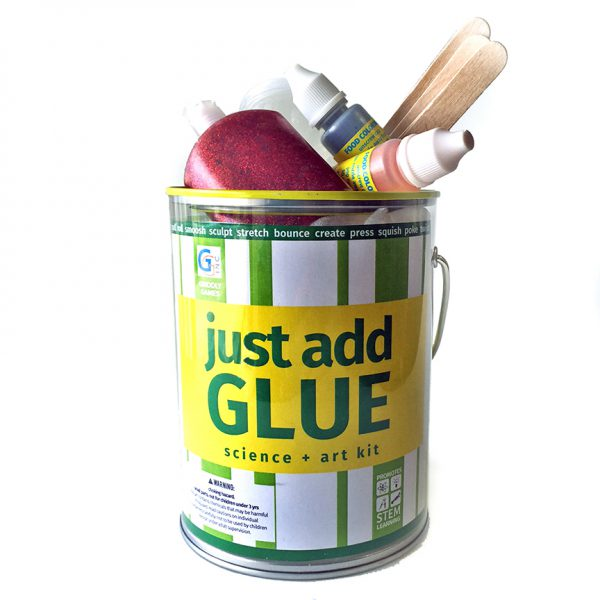 STEAM kits Just Add glue