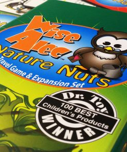 Wise Alec Nature Nuts close up 4