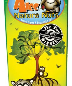 Wise Alec Nature Nuts packaging